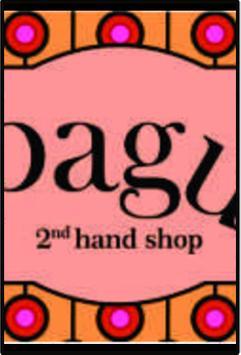App Pagu- Brechó e Consignação poster