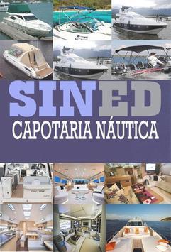 Sined tapecaria  nautica poster