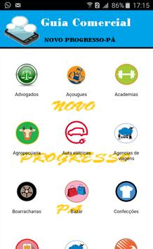 Guia comercial NP poster