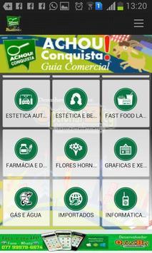 Achou Conquista poster