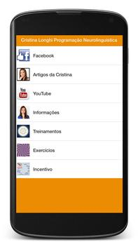 Cristina Longhi - PNL apk screenshot