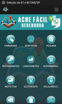 Ache Fácil Bebedouro apk screenshot