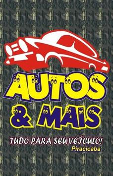 Autos & Mais Piracicaba poster