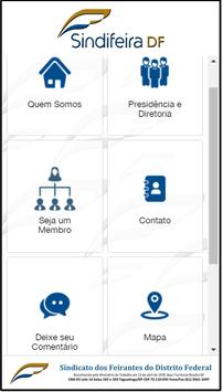 SINDIFEIRA - DF apk screenshot