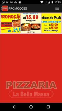 Pizzaria La  Bella Massa apk screenshot