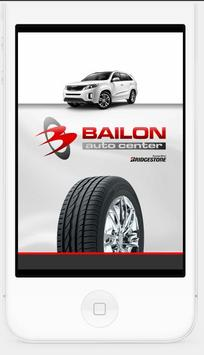 Bailon Auto Center poster
