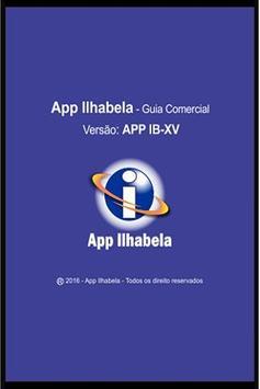 APP ILHABELA poster