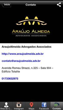 AraujoAlmeida screenshot 1