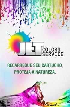 Jet Colors Service poster