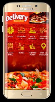 Delivery Burger e Pizza screenshot 1