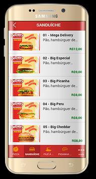 Delivery Burger e Pizza screenshot 3