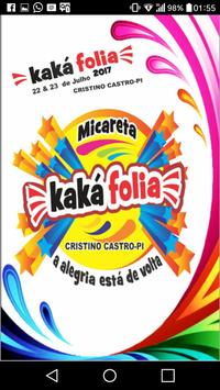 Kaká Folia poster
