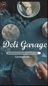 Deli Garage poster