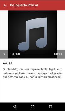 App - Direito em Áudio - Concursos Públicos e OAB screenshot 4