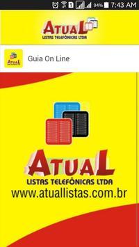 Atual Listas poster