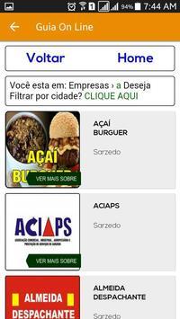 Atual Listas apk screenshot