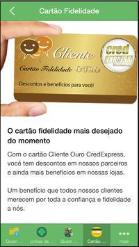 CredExpress Empréstimos apk screenshot