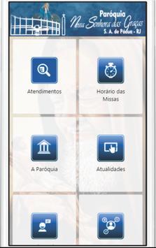 Par. N.S. das Graças -Pádua-RJ screenshot 1