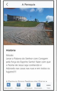 Par. N.S. das Graças -Pádua-RJ screenshot 2
