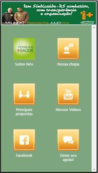 Chapa -1 Podemos Mais Saúde apk screenshot
