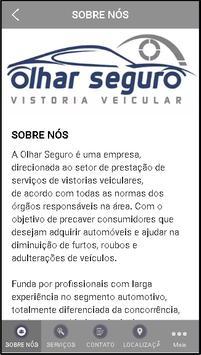 Olhar Seguro Vistoria Veicular screenshot 1
