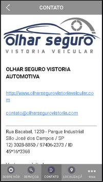 Olhar Seguro Vistoria Veicular screenshot 2