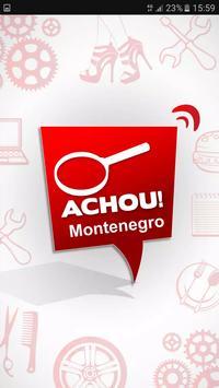 Achou Montenegro poster