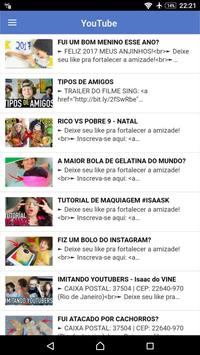 ISAAC DO VINE Vídeos screenshot 1