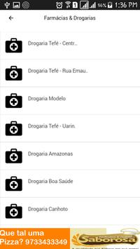 Guia Tefé apk screenshot