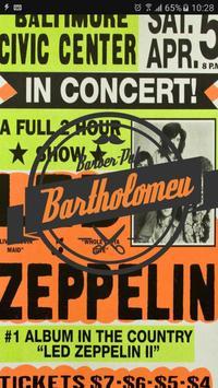Bartholomeu Barbearia poster