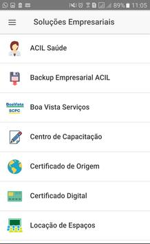 ACIL - LAGES apk screenshot