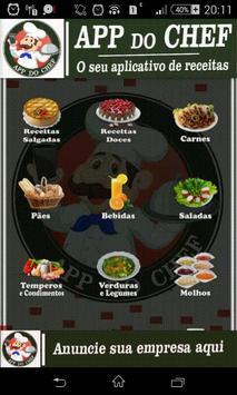 App do Chef apk screenshot