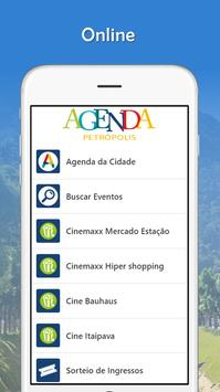 Agenda Petrópolis apk screenshot