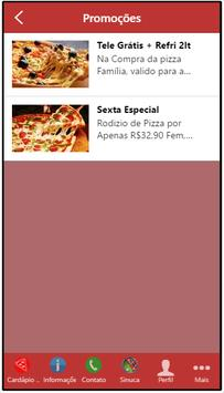 Fratelli Pizzaria screenshot 2