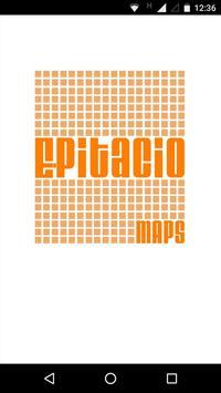 Epitácio Maps poster