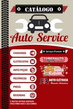 Catálogo Auto Service poster