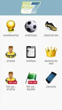 Liga Futebol 7 Rio de Janeiro poster