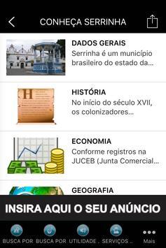 Guia Virtual Serrinha screenshot 7