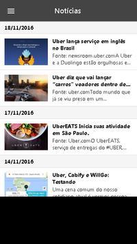 Uberium - Seja Motorista Uber screenshot 2