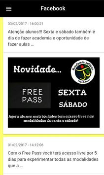 Academia Juliana screenshot 2