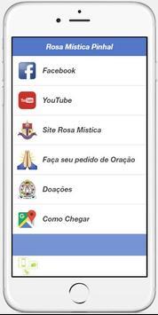 Rosa Mística Pinhal screenshot 5