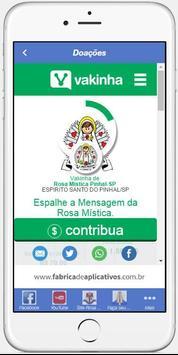 Rosa Mística Pinhal screenshot 2