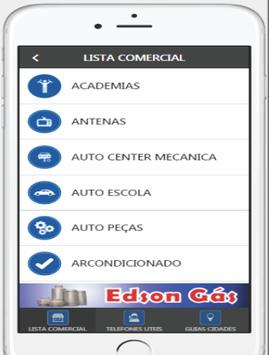 GuiadeSerraAzul apk screenshot