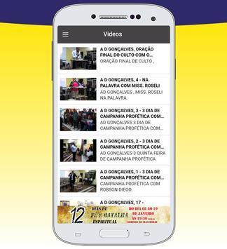 AD Gonçalves screenshot 2