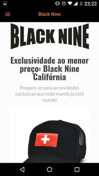 Black Nine apk screenshot