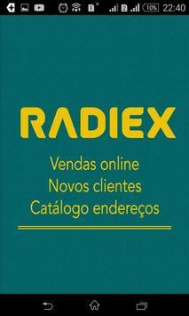 Radiex Gestão Empresarial poster
