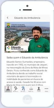 Vereador Eduardo da Ambulância screenshot 2