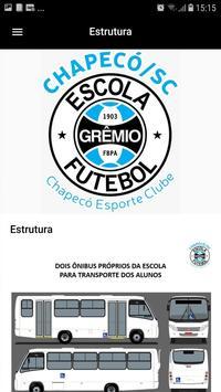 Escolinha Grêmio Chapecó screenshot 5