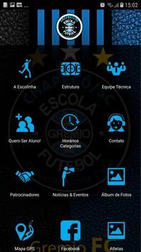 Escolinha Grêmio Chapecó screenshot 1
