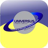 Universus Saúde Cursos icon